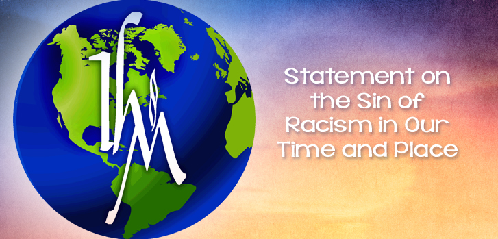 Statement on the Sin of Racism in Our Time and Place