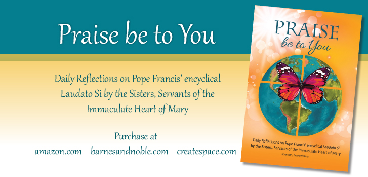 Reflection Book by the Sisters of IHM. Click to order now.