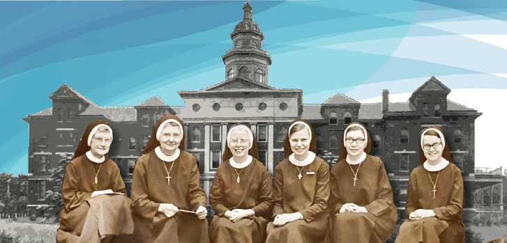 Remembering the IHM Motherhouse