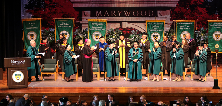 Sister Mary Persico - 12th President of Marywood University