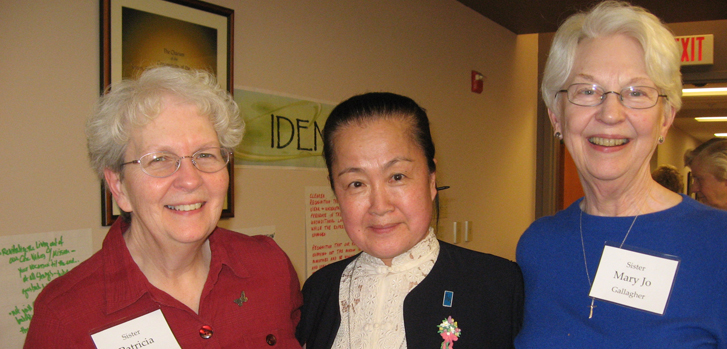 Meet some of the Sisters of IHM.