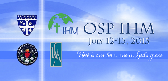 The OSP and IHM Sisters to Gather July 2015 in Scranton