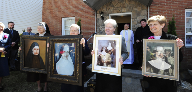 Mother Maria Kaupas Center Dedicated in Mt. Carmel, Pa