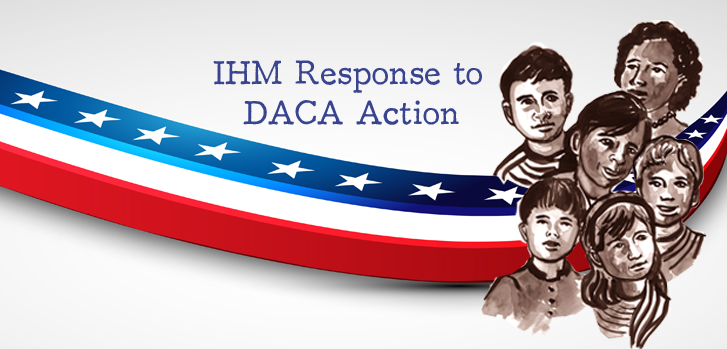 Sisters of IHM Respond to DACA Action