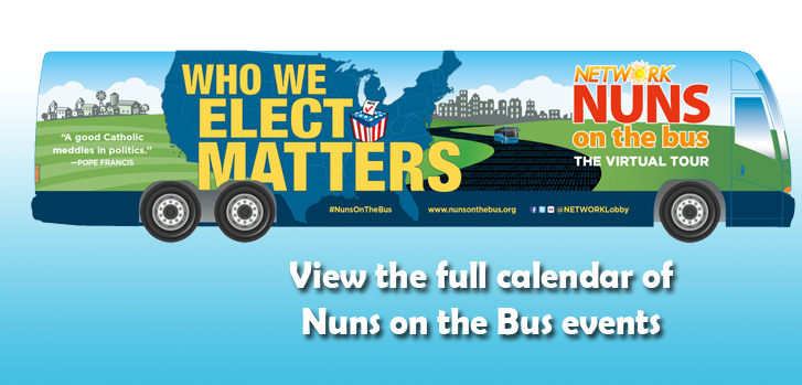 Join Nuns on the Bus 2020!
