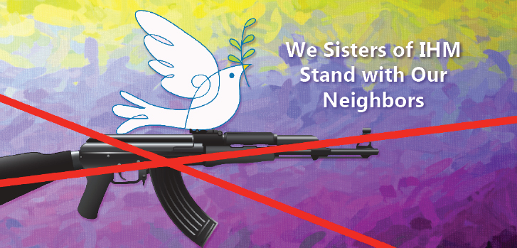 We Sisters of IHM Stand with Our Neighbors