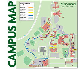 scranton university campus map Congregation Of The Sisters Servants Of The Immaculate Heart Of Mary scranton university campus map