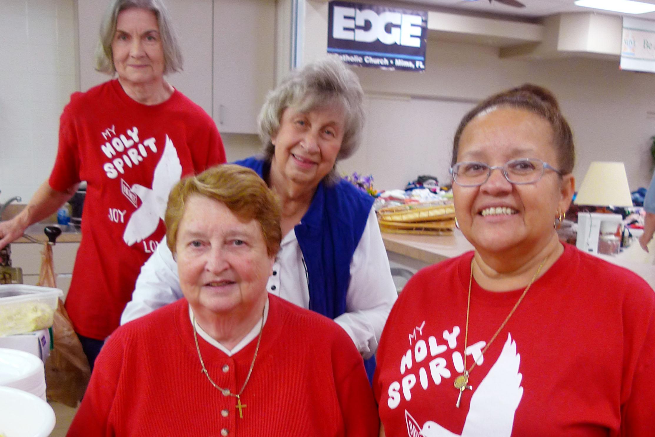 Loretta and FLA Council of Catholic Women