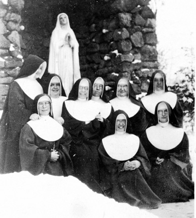 Sisters gather in Coeur d'Alene